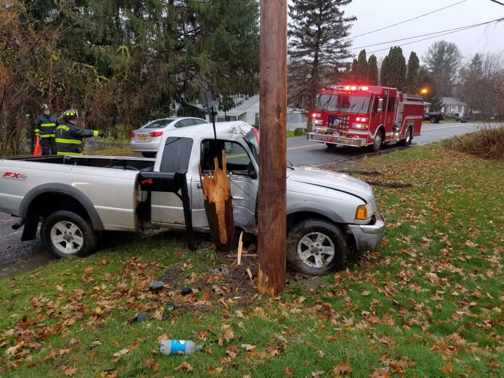 Traffic Accident – North Lake Av